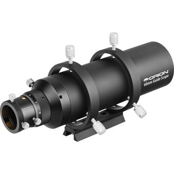 Orion 60mm Multi-Use Guide Scope with Helical Focusert