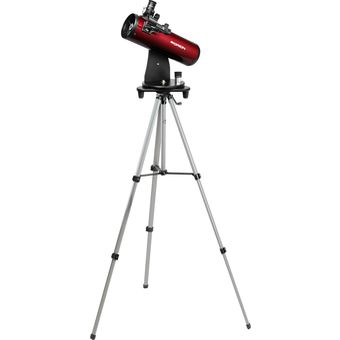 Orion SkyScanner 100mm Reflector Telescope and Tripod Bundlet