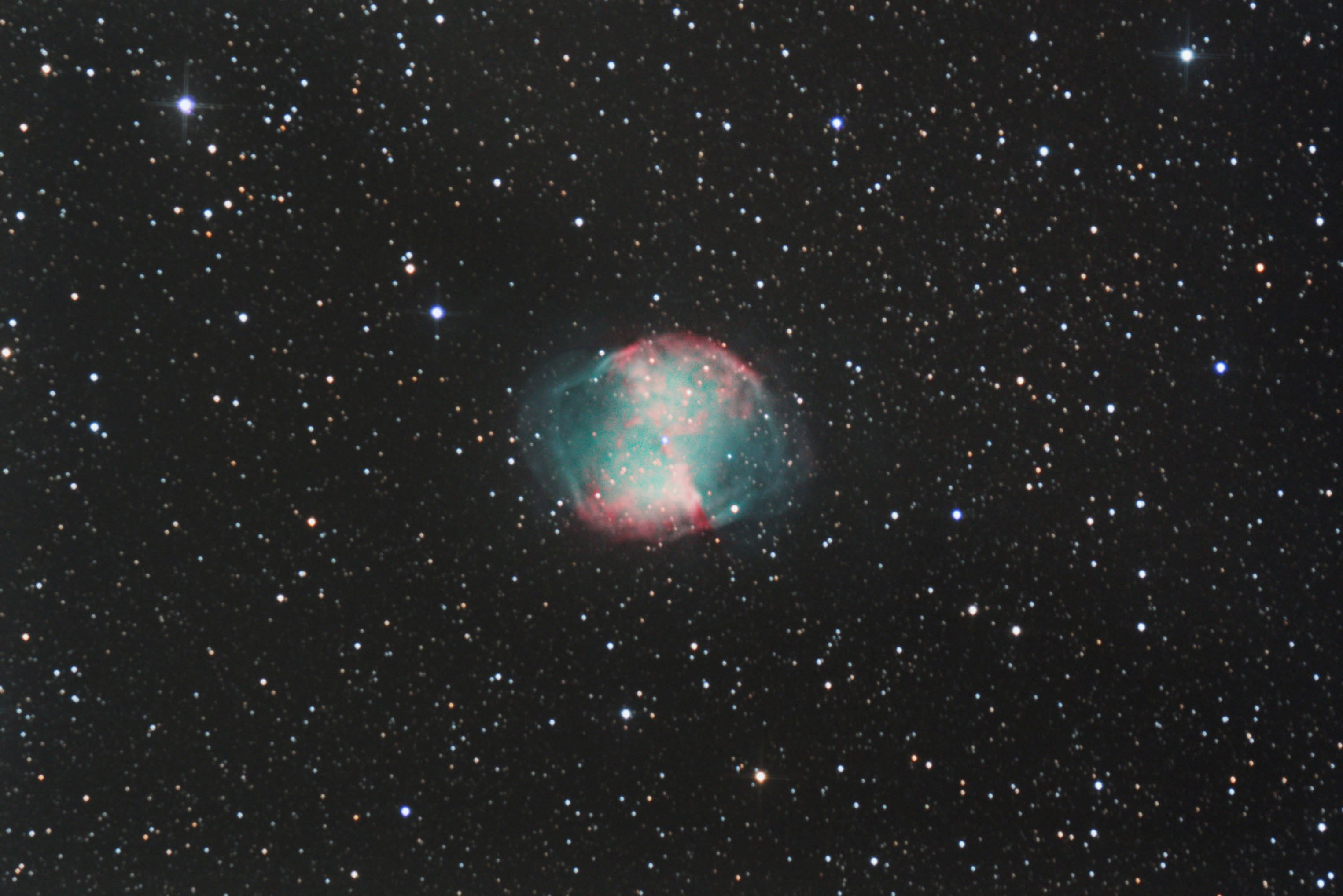 M27 - Dumbbell Nebula at Orion Store