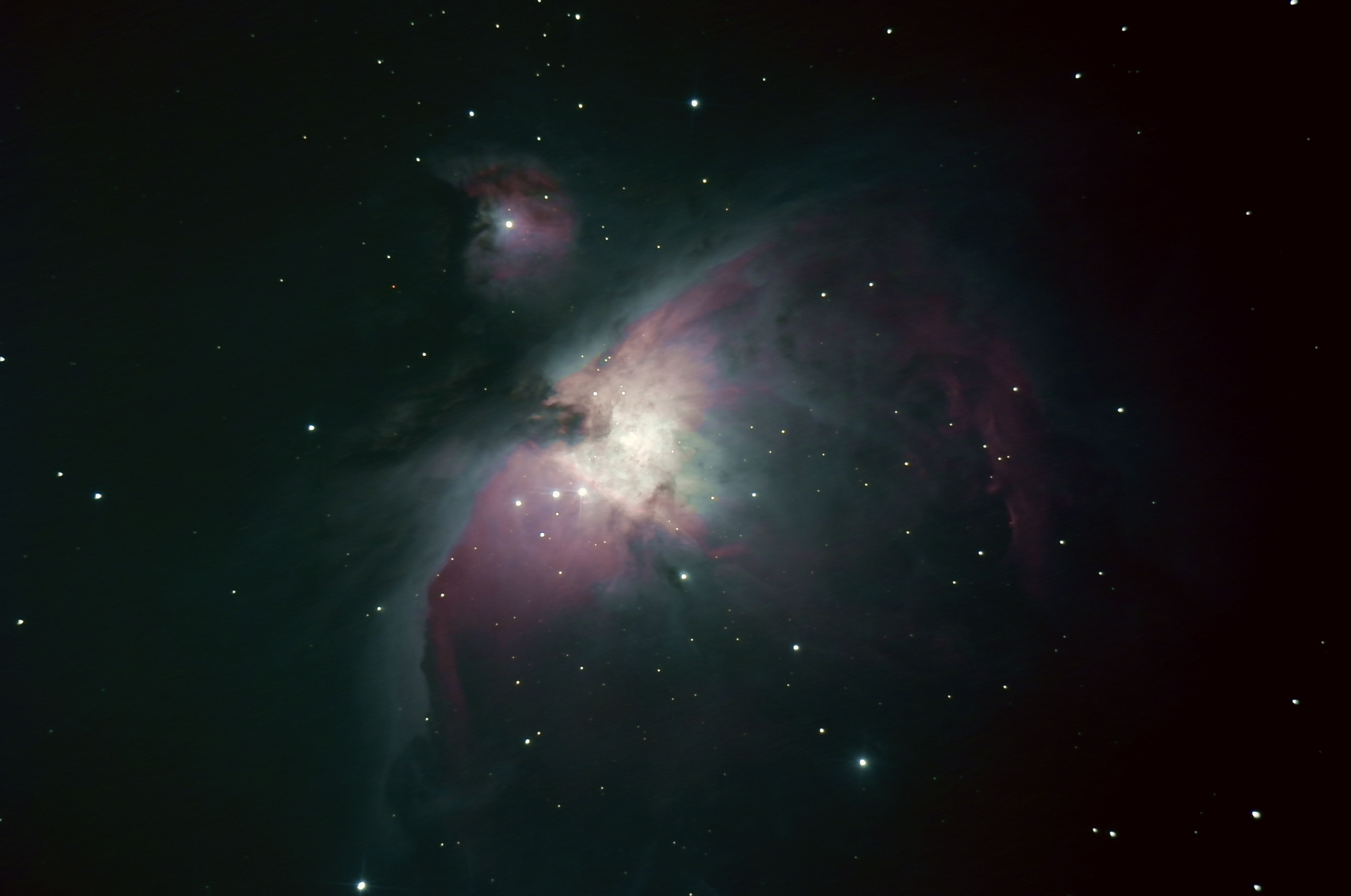 orion nebula distance from earth - HD3828×2540