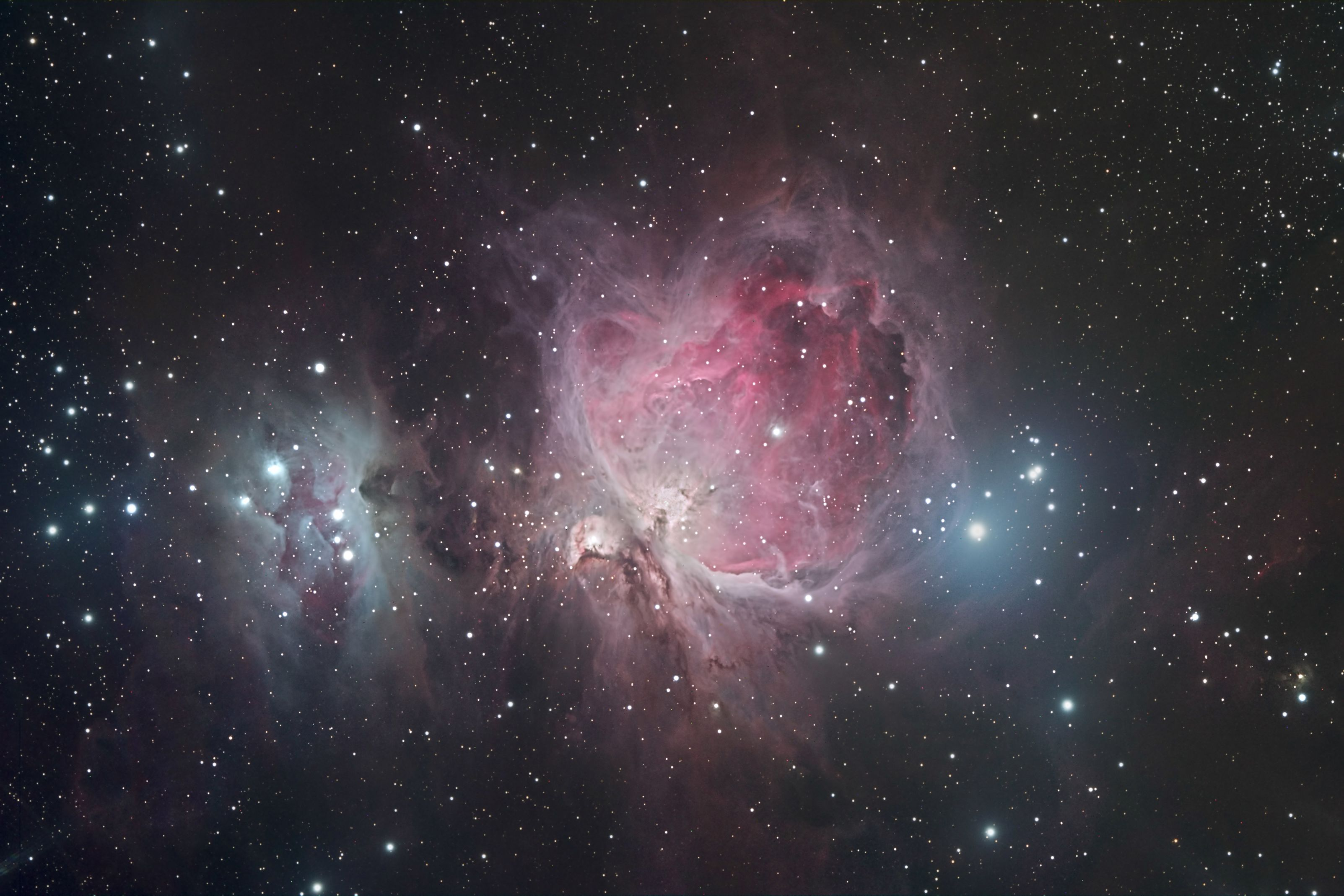 Orion Nebula 3-9-13 at Orion Store