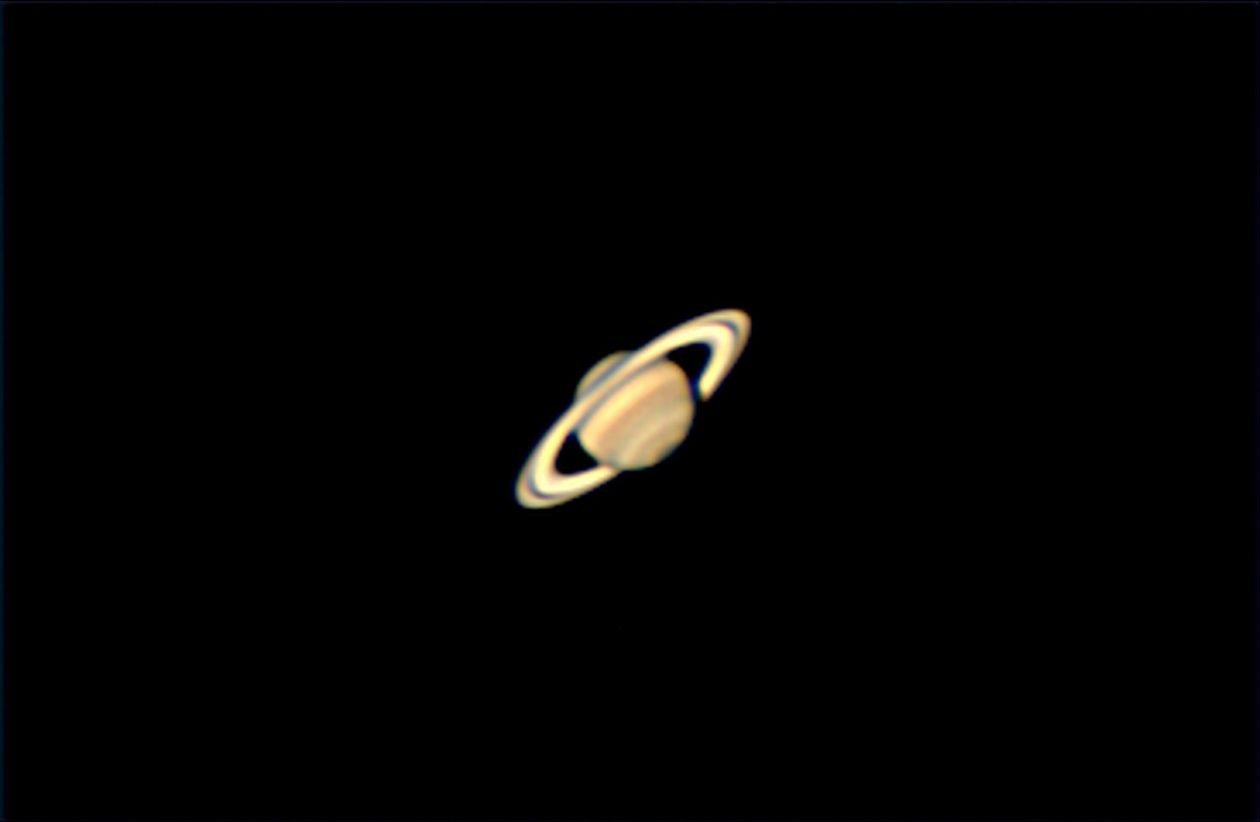 Saturn 7-12-13 at Orion Store
