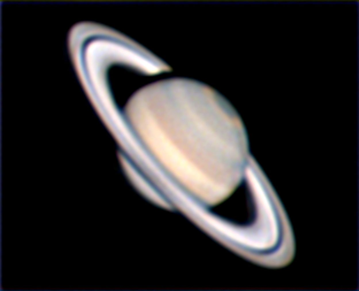 Saturn 7-14-13 at Orion Store