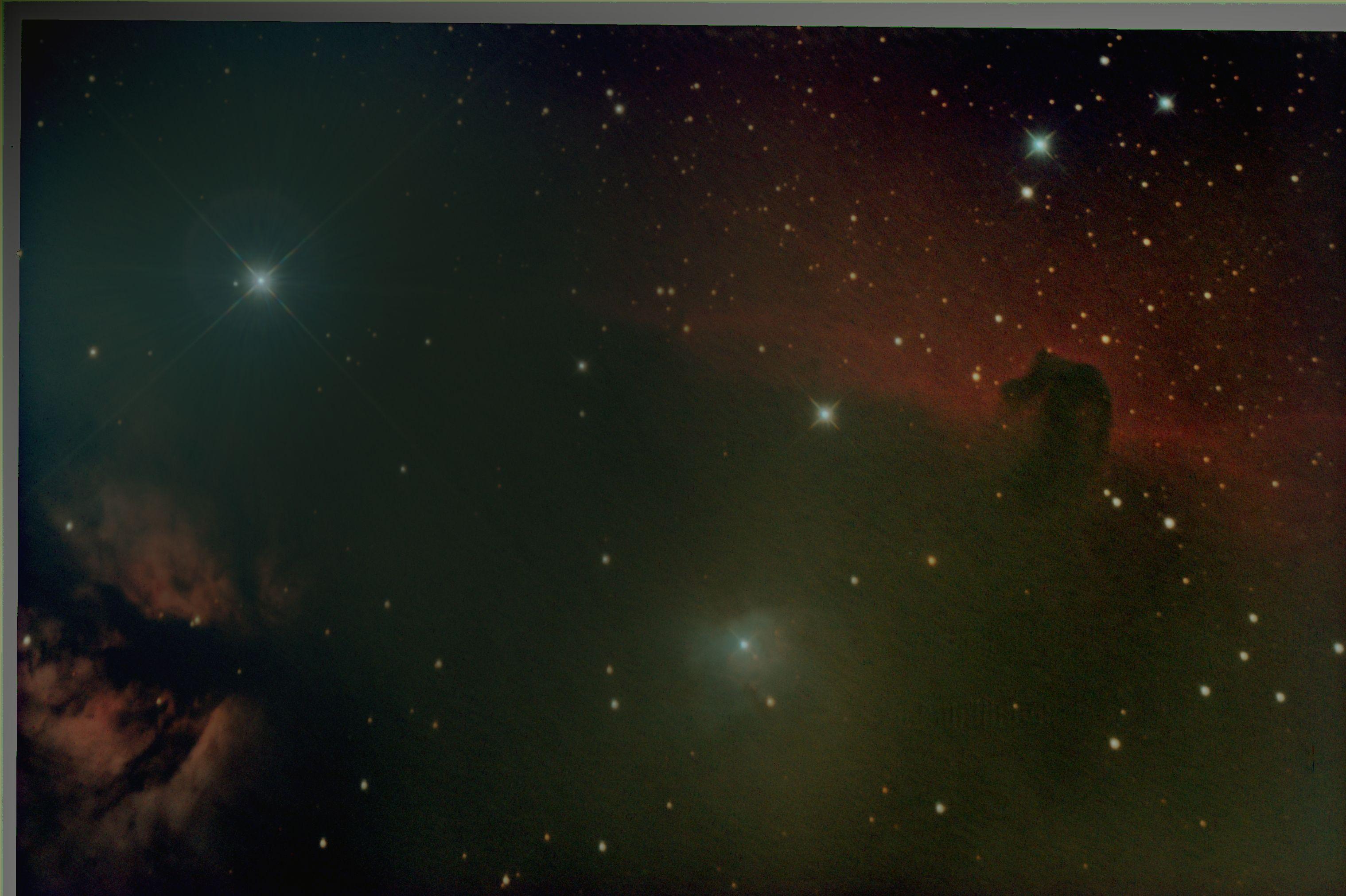 Horsehead Nebula at US Store