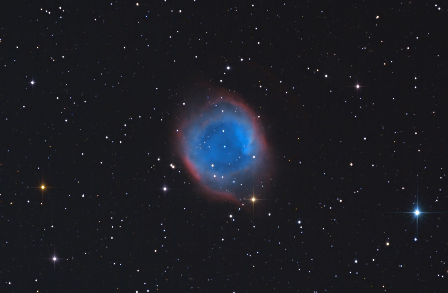 Helix Nebula (NGC 7293) at US Store