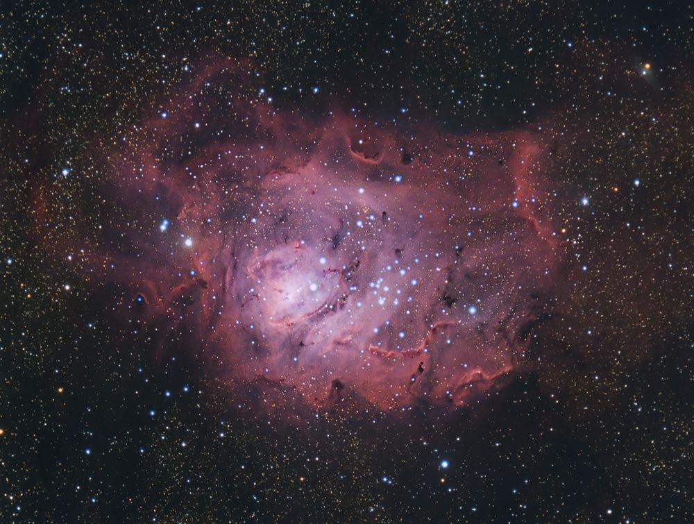 M8 The Lagoon Nebula at US Store