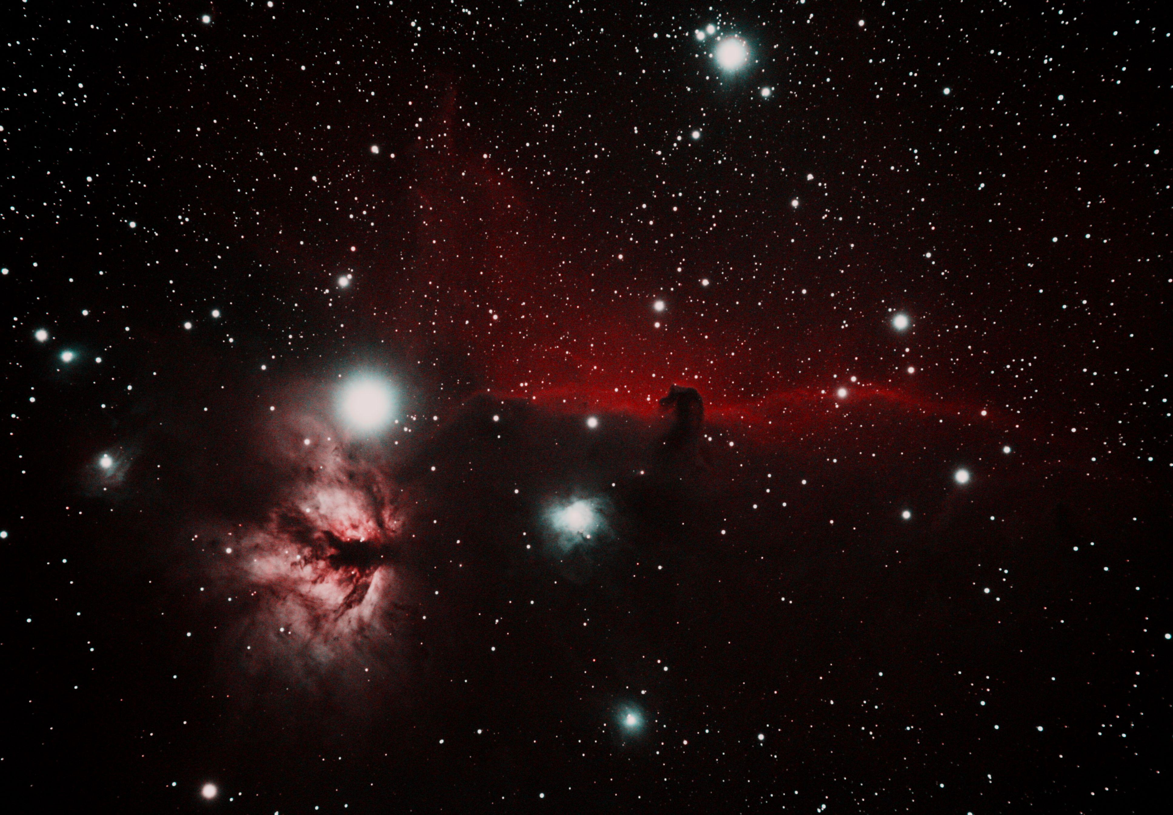 Horsehead Nebula 11-2-13