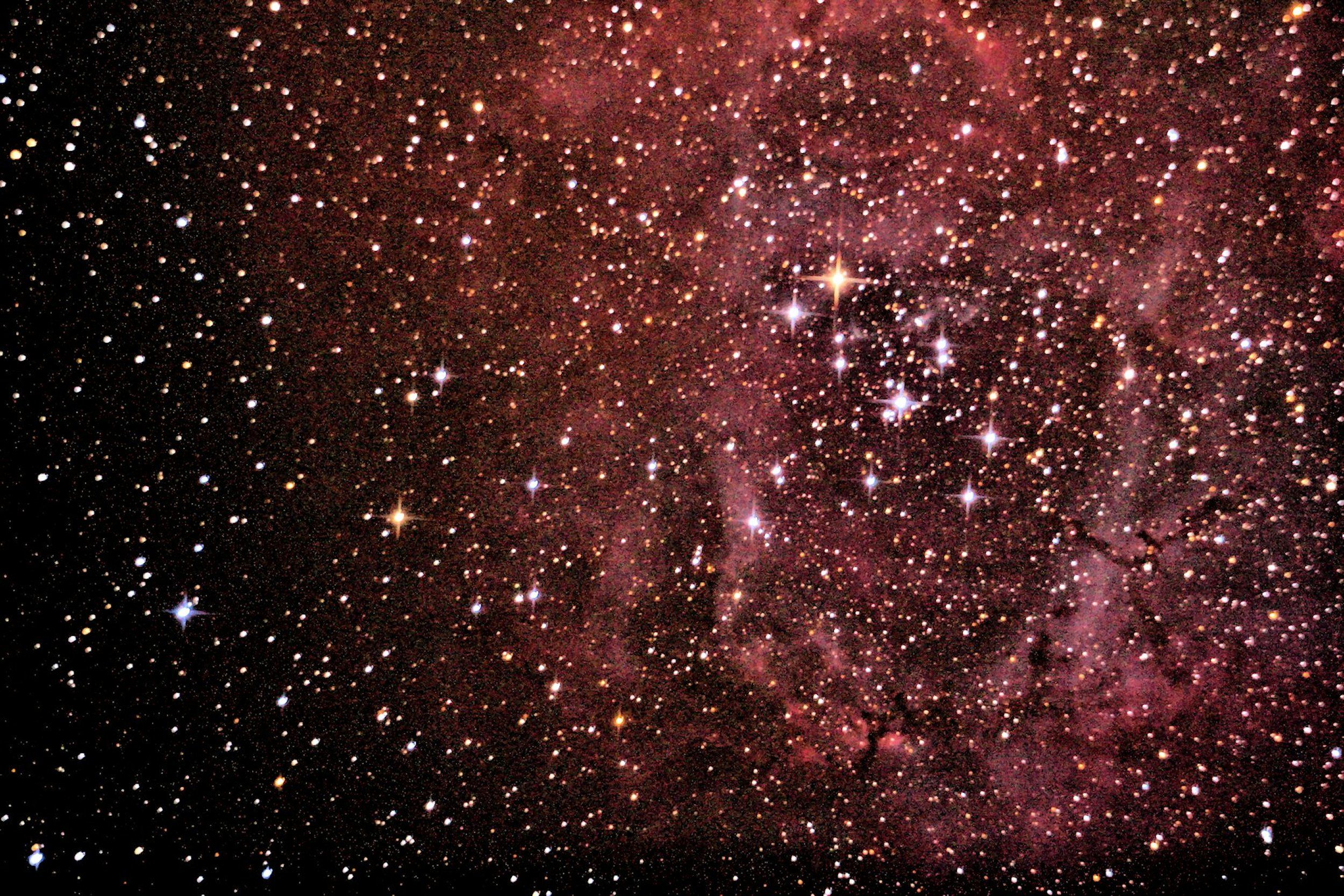 Rosette Nebula 11-28-13