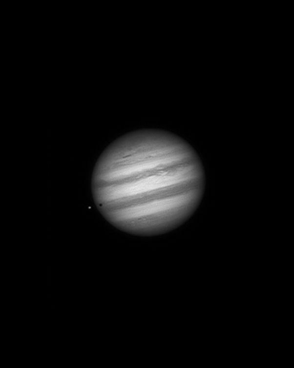 Jupiter and IO 12-26-13 at US Store