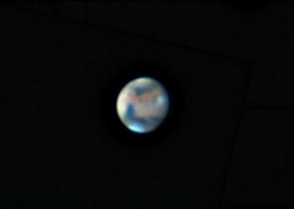 Mars at US Store