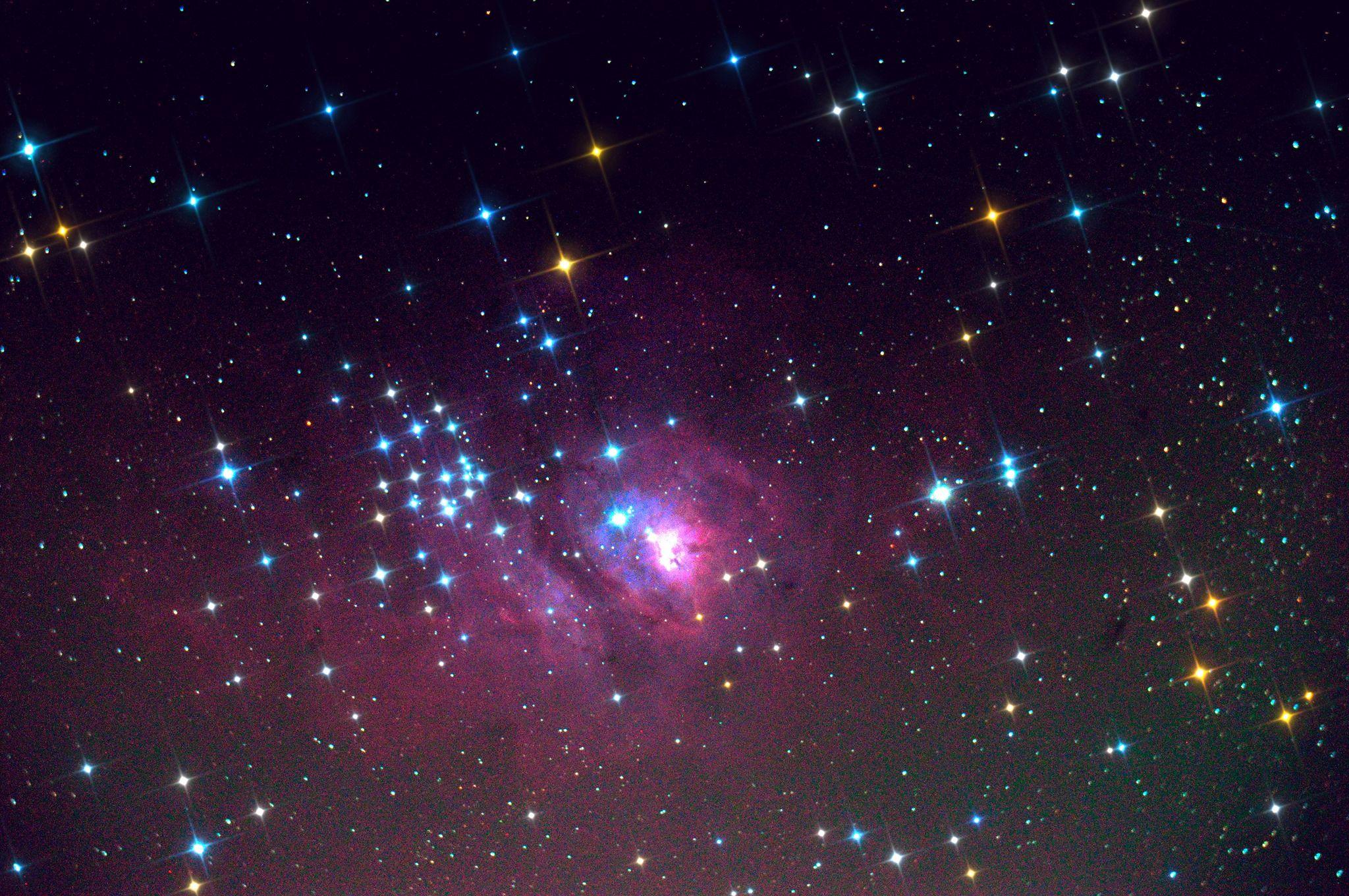 Lagoon Nebula at US Store