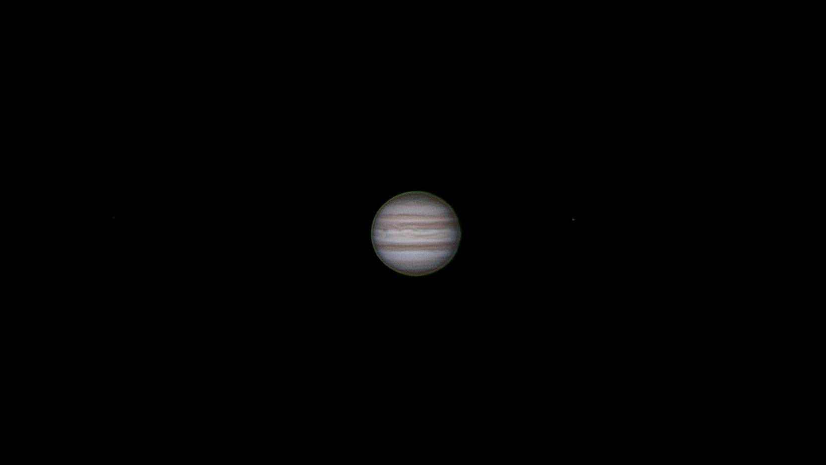 Jupiter with Ganymede at US Store