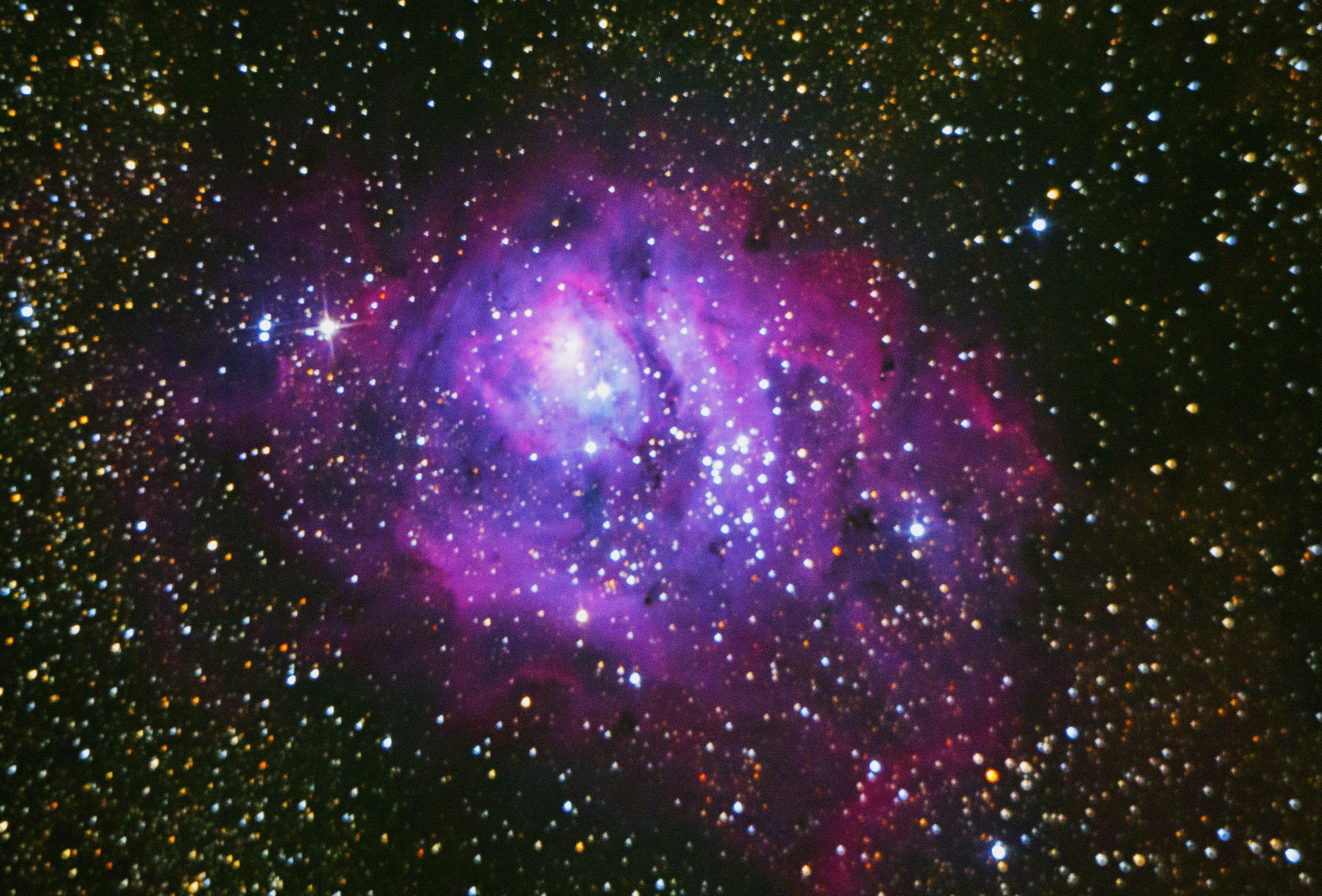 M-8, Lagoon Nebula