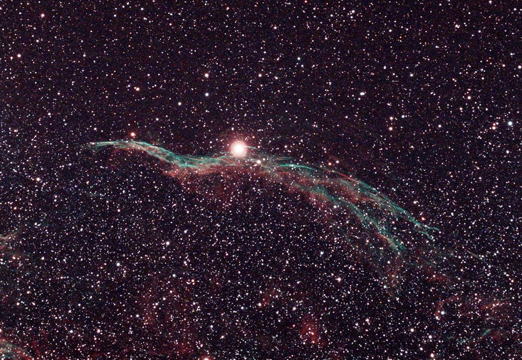 NGC 6960 Witch's Broom