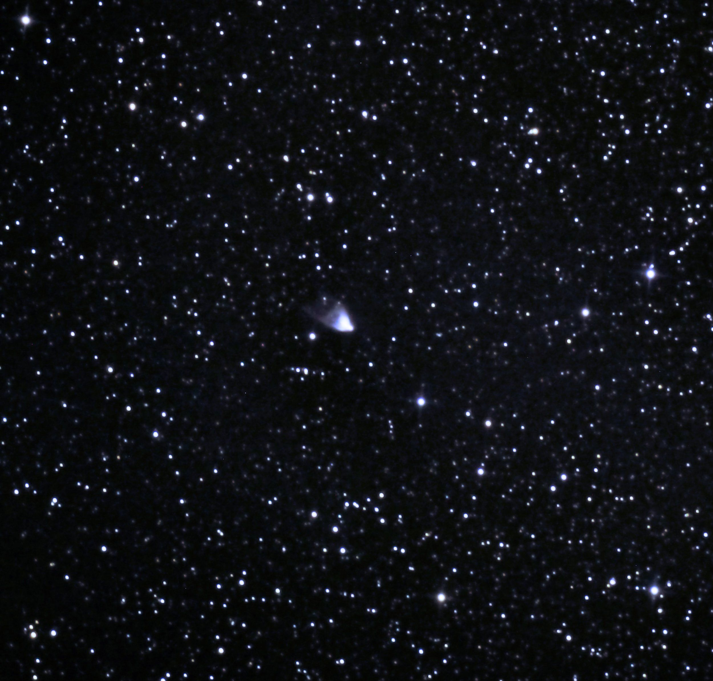 NGC 2261 Hubble's Variable Nebula
