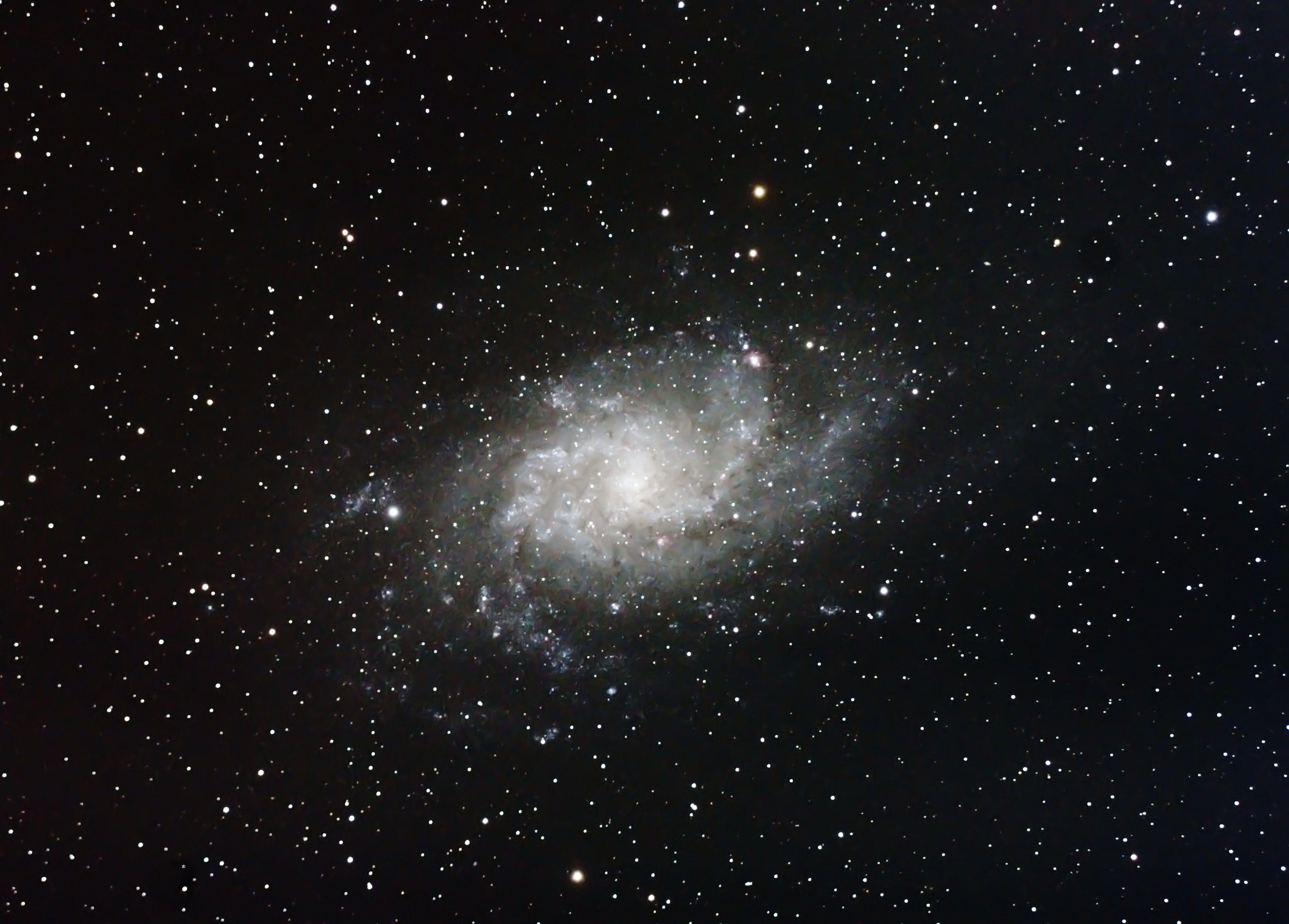 M33 - The Pinwheel Galaxy
