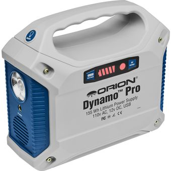 Orion_Dynamo_Pro_155Wh_ACDCUSB_Lithium_Power_Supply