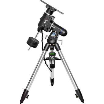 equatorial telescope mount at Orion
