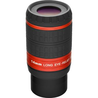 14mm Orion LHD 80-Degree Lanthanum Ultra-Wide Eyepiece