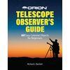 Telescope Observer's Guide