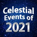 Celestial Events in 2021