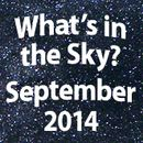 What's in the Sky - September 2014