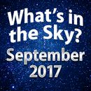 What's In The Sky - September 2017