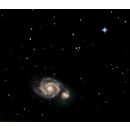 Whirlpool Galaxy (M 51) at US Store