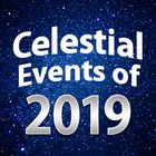 Celestial Events in 2019