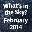 What's in the Sky - February