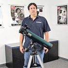 How to Set Up Orion SpaceProbe 3 EQ Reflector Telescope