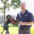 How to use an Orion StarSeeker IV GoTo Telescope