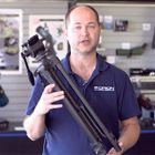 Features of the TriTech II Field Tripod with Fluid Pan Head