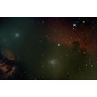 NGC 2024 & IC 434- The Flame and Horsehead