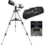 Orion StarBlast 90mm Altazimuth Travel Refractor Telescope