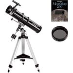 Orion SpaceProbe 130 EQ Reflector Moon Kit