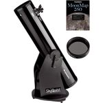 Orion SkyQuest XT8 Dobsonian Moon Kit - Spanish