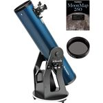 Orion SkyQuest XT8 PLUS Dobsonian Moon Kit - Spanish