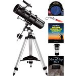 Orion SpaceProbe 130ST EQ Reflector Telescope Kit - Spanish