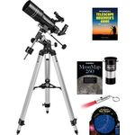 Orion Observer 80ST Equatorial Refractor Telescope Kit