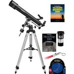 Orion Observer II 70mm Equatorial Refractor Telescope Kit