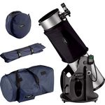Orion SkyQuest XX12i Dobsonian Telescope, Shroud and Case Se
