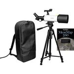 Orion GoScope 80mm Backpack Refractor Telescope