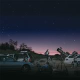 Weekend Star Party: M7, M11, M15 & M24