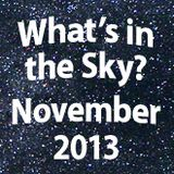What's In the Sky - November