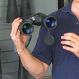 Features of the Resolux 7x50 Waterproof Astronomy Binoculars