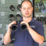Features of the 15x70 Astronomy Binoculars w/ Tripod Adapter