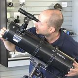 How To Use Orion SpaceProbe Equatorial Reflector Telescope at US Store