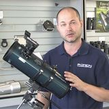 How to Use the StarBlast 4.5 Equatorial Reflector Telescope at US Store