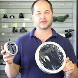 Overview of the Orion Deluxe Safety Film Solar Filters